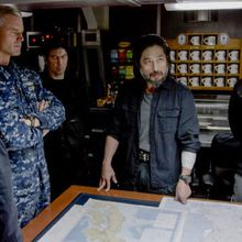 Critiques Séries : The Last Ship. Saison 3. Episodes 9, 10 et 11.