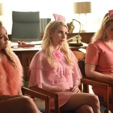 Critiques Séries : Scream Queens. Saison 2. Episode 3.