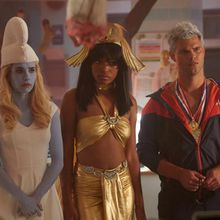 Critiques Séries : Scream Queens. Saison 2. Episode 4.