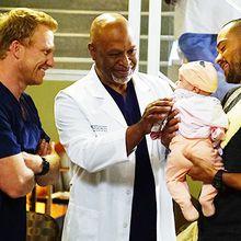 Critiques Séries : Grey's Anatomy. Saison 13. Episode 5.
