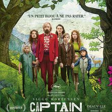 Critique Ciné : Captain Fantastic (2016)