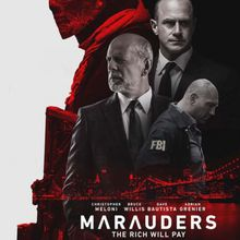 Critique Ciné : Marauders (2017)