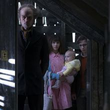 Critiques Séries : Lemony Snicket's A Series of Unfortunate Events. Saison 1. Pilot.
