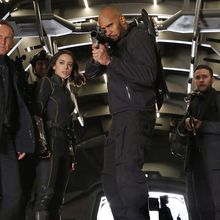 Critiques Séries : Marvel's Agents of S.H.I.E.L.D.. Saison 4. Episodes 13 et 14.