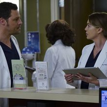 Critiques Séries : Grey's Anatomy. Saison 13. Episode 15.
