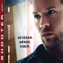 La saison 1 de Shooter en DVD le 12 septembre !