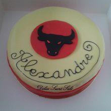 Gâteau Thème Espagne