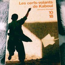 Les Cerfs-volants de Kaboul - Khaled HOSSEINI [livre]