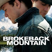 Le Secret de Brokeback Mountain  [film USA]
