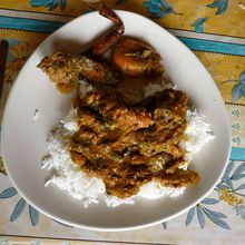 Pâques en Guyane :le bouillon d'awara
