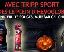 Fruits Rouges, Cherry sur Tripp Sport