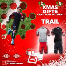 Offre Noël ! Ensemble technique Trail Compressport