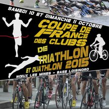 Tripp Sport à la Coupe de France des Clubs de Triathlon