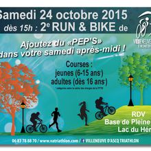 Tripp Sport au RUN AND BIKE du Villeneuve d'Ascq TRI !!!