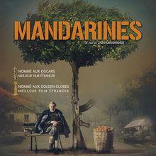 Mandarines le jeudi 26 mai  à 20h30 EN VO Oscar du meilleur film étranger