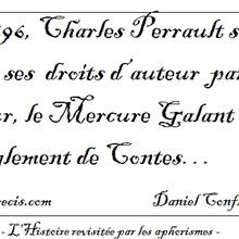Tous contes faits ! L'Histoire revisitée par les aphorismes, et une sélection de citations sur les contes et les conteurs (Alain, Debray, Handke, Déon,...)