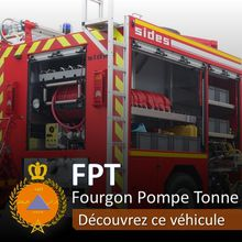 Zoom : Fourgon Pompe Tonne (FPT)