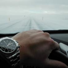 Une Daytona en Islande