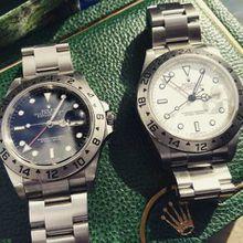 La montre du jour : Rolex Explorer II (ref 16570)