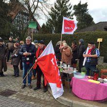 Dorfmark 3.4.15 - Karfreitagsprotest gegen Ludendorffer