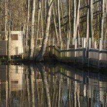 La Capsule du collège de Breteuil a les pieds dans l'eau