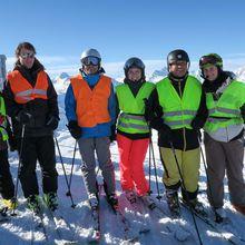 Re-photos du séjour ski du 28 janvier au 04 février 2017 à Val-Cenis