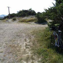 Balade au col d'Aleyrac (484m)
