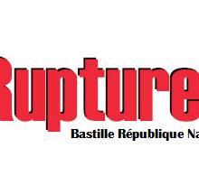 """L'ultime ligne droite ! - dernière semaine pour particper au lancement du magazine """"Ruptures"""""""