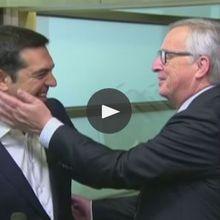 """GRÈCE : """" Tsipras capitule, brave petit ! """""""