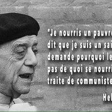 La citation du jour : Helder Camara