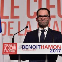 Hamon nouveau Hollande