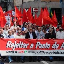 Le Portugal, L'Union européenne et l'euro : interview de Joao Ferreira (PCP)