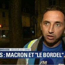 "Le ""bordel"", c'est Uber !"