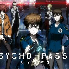 Psycho-Pass 2 + Despair-Paradise (Film)