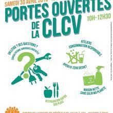 Les premières « Portes ouvertes » de la CLCV, le 30/04/2016 à la Manu à Nantes