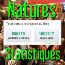 Natures a 6 ans !