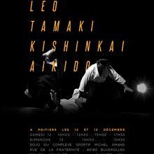 Léo Tamaki à Poitiers, 12 et 13 décembre