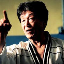 Lee Kwan Young, le vieux tigre du matin calme
