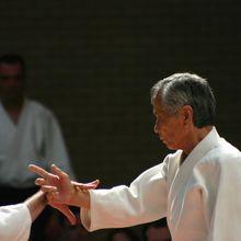 Modification de l'utilisation du corps en Aikido