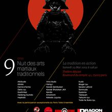 Nuit des Arts Martiaux Traditionnels, retour sur l'édition 2015