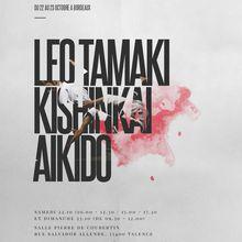 Léo Tamaki à Bordeaux, 22 et 23 octobre