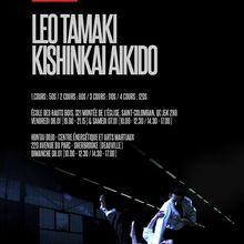 Léo Tamaki au Québec, 6 au 8 janvier