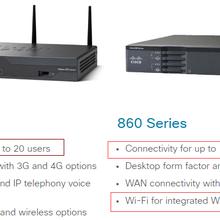 Cisco 881 Mpls