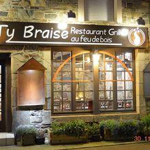 TREGUIER : Le restaurant Ty Braise référencé sur le réseau la route des saveurs