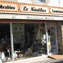Paimpol : Le Nautilus - 20% sur tous les produits en magasin sauf ceux déjà remisés