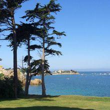 Penvenan : Une des plus belles côtes de Bretagne de Port Blanc à Buguèlès