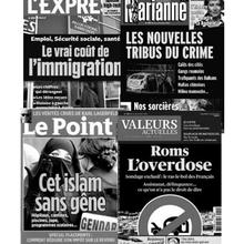 Racisme(s) médiatique(s), racisme dans les médias (Julien Salingue)