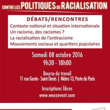 Reprenons l'initiative : forum 2016 (1 et 2/6)