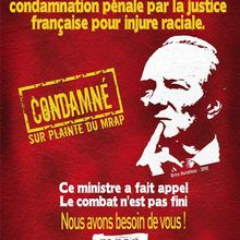 La communication externe du MRAP (8). Contre le racisme (5). Les actions en justice (4)