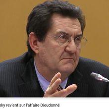 Pierre Tartakowsky (LDH) revient sur l'affaire Dieudonné